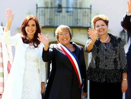 Michelle_Bachelet_inauguration_2014-Dilma-e-Cristina